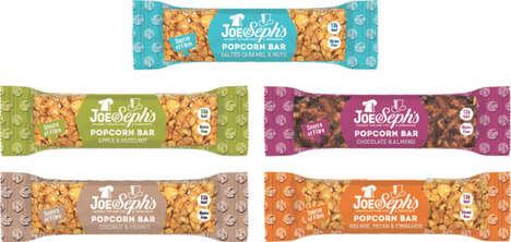 Gourmet Popcorn Bars