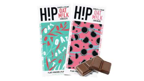 Vegan Oat Milk Chocolates