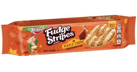 Limited-Edition Fudge-Covered Cookies