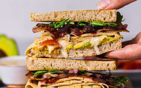 Vegan-Friendly Sandwich Fillings