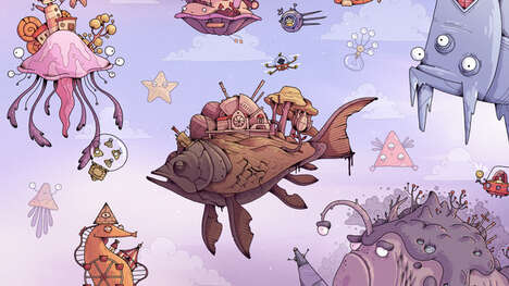 Fish Planet Adventures