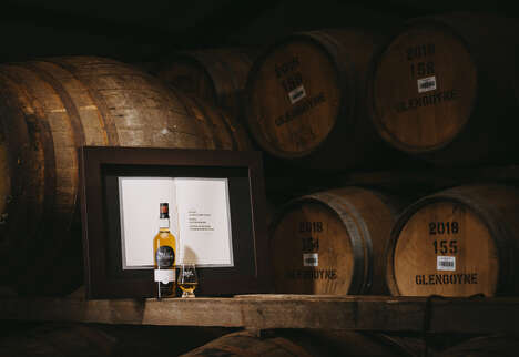 Whisky-Branded Slow Art Projects