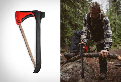 Three-in-One Adventurer Tools
