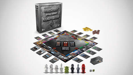 Sci-Fi-Themed Board Games