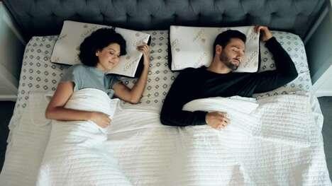 Soothing Anti-Snoring Pillows