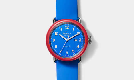 Patriotic Voter Timepieces