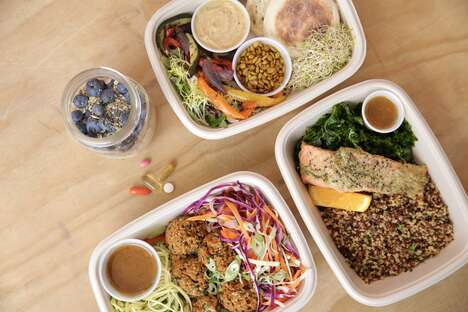 Immune-Supporting Meal Kits