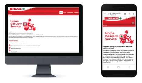 Seamless Grocery Order Platforms