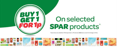 Cost-Cutting Grocery Promotions