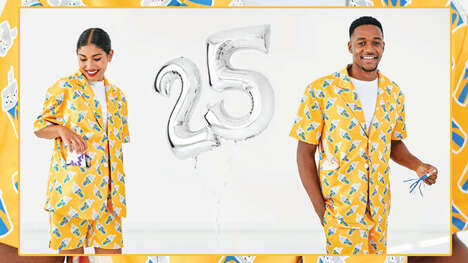 Drink Anniversary Loungewear Sets