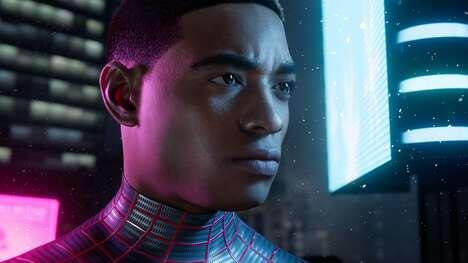 Next-Gen Superhero Games