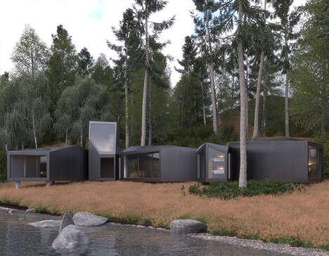 Modular Customization Prefab Homes