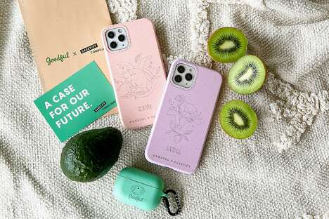 Customizable Eco Phone Cases