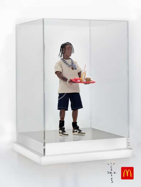 Exclusive Fast Food Figurines