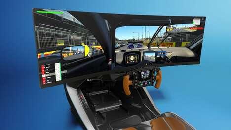 Hyper-Realistic Racing Simulators
