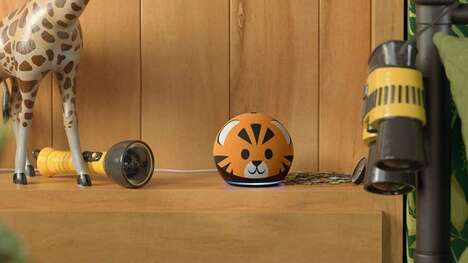 Animal-Inspired Smart Speakers