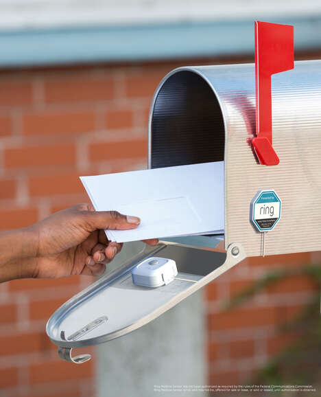 Smart Mailbox Sensors