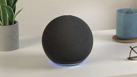 Spherical eCommerce Smart Speakers