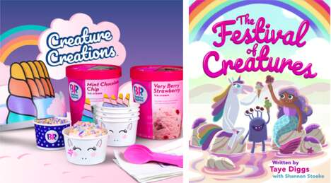 Interactive Ice Cream Kits
