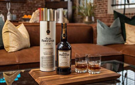 150th Anniversary Bourbons