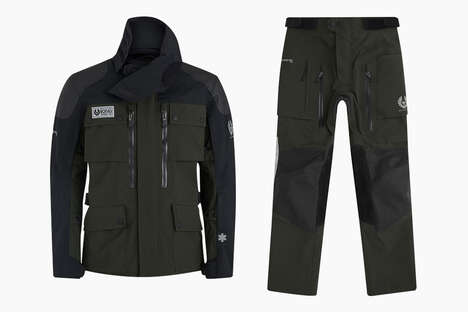 Collaboration Motorcyclist Gear Collections