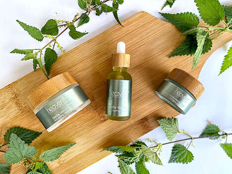 Venomous Plant-Based Serums