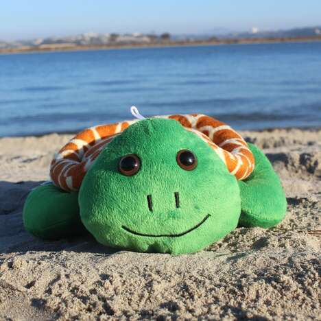 Recycled Plastic Plush Toys