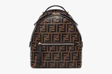 Logo-Heavy Mini Bags