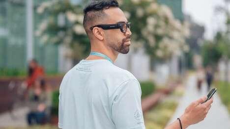 Sensor-Packed Smart Glasses