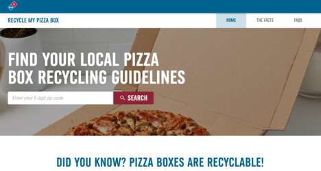 Pizza Box Recycling Tools