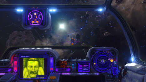 Western-Inspired Space Simulation Games