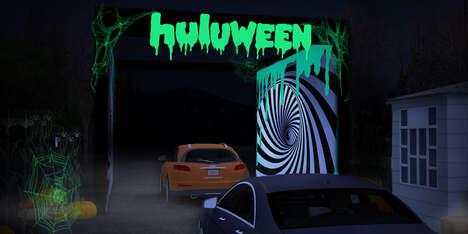 Spooky Drive-Thru Halloween Events