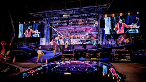 Ride Share Opera Events