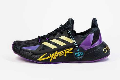 Video Game-Themed Running Shoes