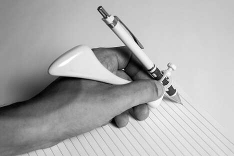 Left-Handed Writer Pen Accessories