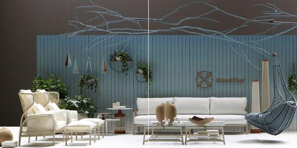 Functional European Balcony Furniture
