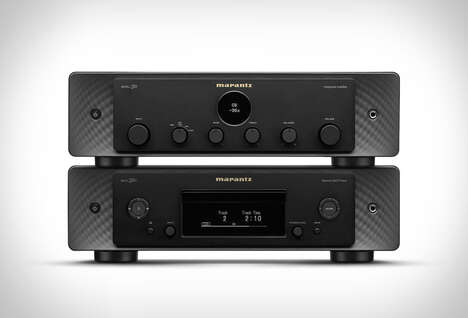 Advanced Audiophile Equipment