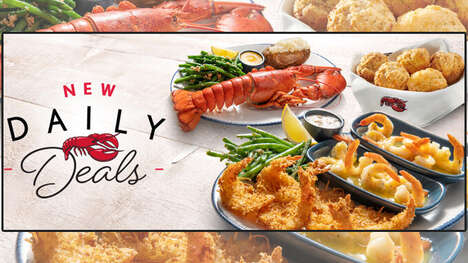Accessible Fan-Favorite Seafood Meals