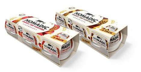 High-Value Multipack Yogurts