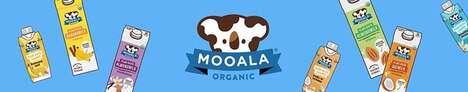 Shelf-Stable Plant-Based Milks