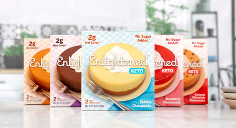 Keto-Friendly Cheesecakes
