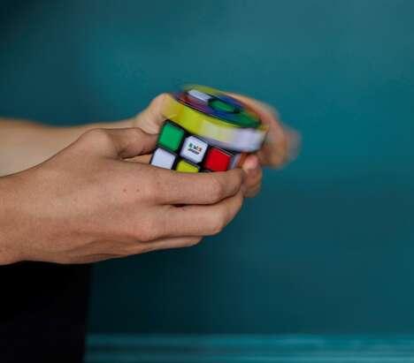 Speed-Focused Puzzle Cubes