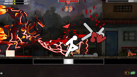 Kung-Fu Stickman Games