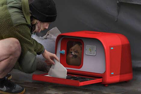 Emergency Evacuation Pet Carriers