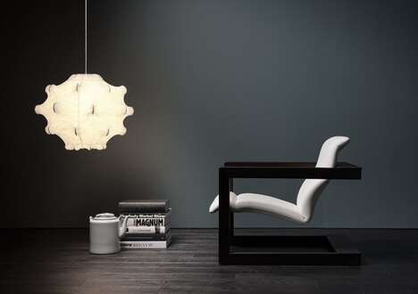 Illusory Floating Armchairs