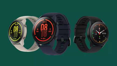 Outdoor Fitness Smartwatches