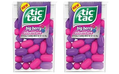 Berry Mash-Up Mints