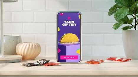 Taco E-Gifting Services
