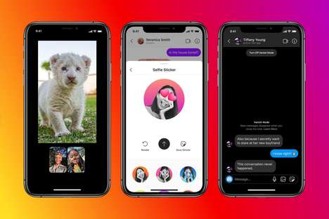 Social Media Chat Updates