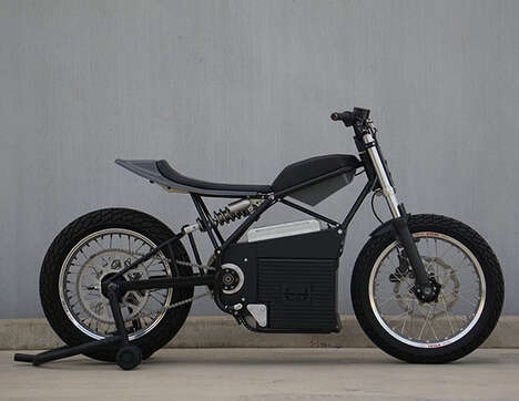 Eco Clutch-Free Motorcycles